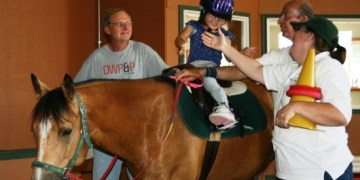 Riding at Walk On Farm