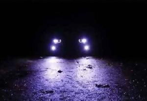 Cuba Road Ghost Car