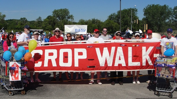Fight Hunger with the Barrington CROP Walk