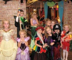 205.  Barrington Trick-or-Treat Dress Rehearsal
