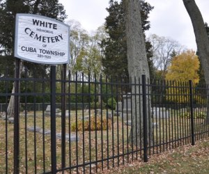 207.  The Legend of White Cemetery and Cuba Road