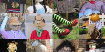Best Scarecrow Design in Barrington