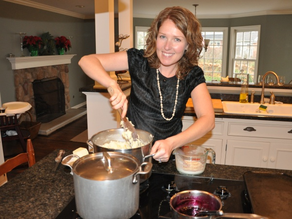Cooking with Erin Bailey