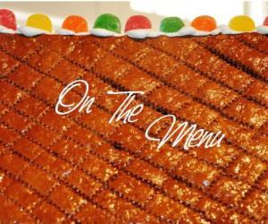 267.  On The Menu: Ambrosia Gingerbread Houses