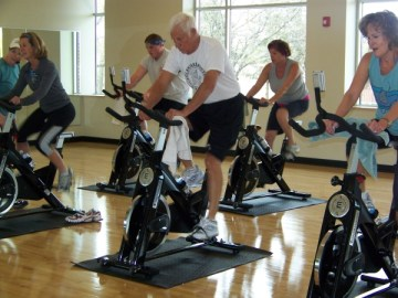 Fitness and REcreation Center Barrington Park District Anniversary