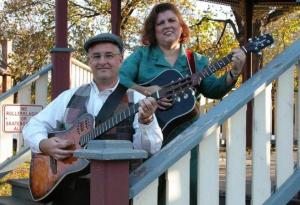 Irish Music Duo Performs a Pre St. Patrick's Day Concert at the Barrington Area Library