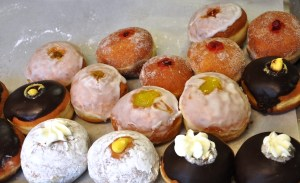 Celebrate Fat Tuesday with Paczki's in Barrington