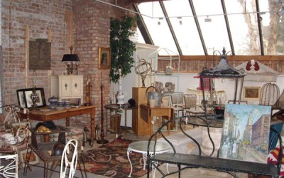 11. Find Spring Treasures at Ice House Antique Show