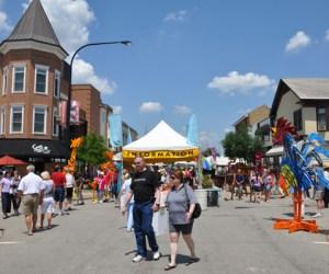 26. Kick Off Art Festival Season in Barrington, Illinois