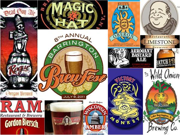 2011 Barrington Brewfest