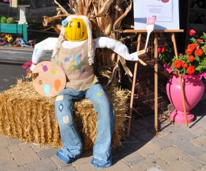 68.  Spot the Scarecrow to Win a Sweet Prize