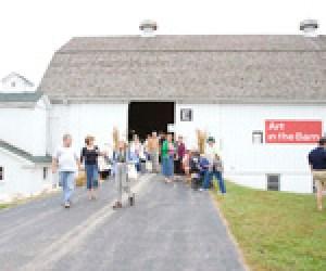 65.  Help Good Shepherd Hospital at Art in the Barn