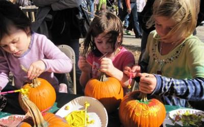 72.  Scarecrow Fest, Pumpkins & Ponies OH MY