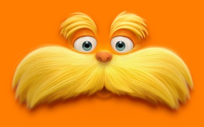 108.  See The Lorax to Celebrate Dr. Seuss' 108th Birthday