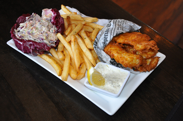 McGonigal's Pub Fish and Chips