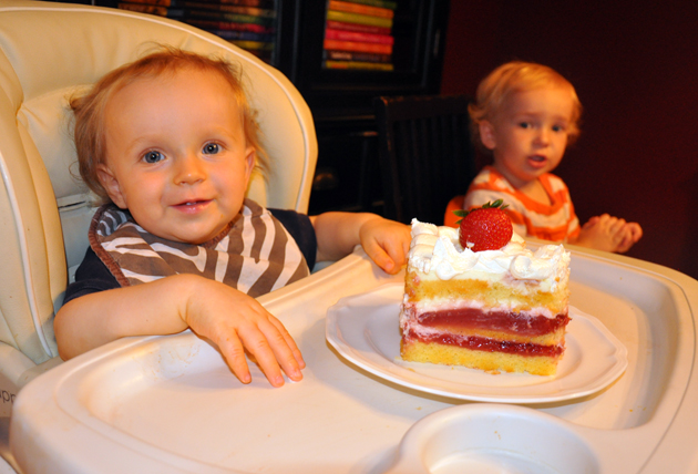 Post - Tommy's First Birthday