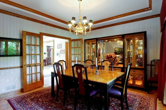 Post - 8 Moate - Dining Room