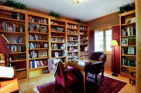 Post - 8 Moate - Library