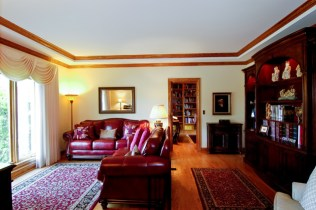 Post - 8 Moate - Living Room