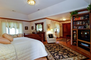 Post - 8 Moate - Master Bedroom