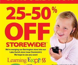 224. Learning Express Toys Closing & Consolidation Sale