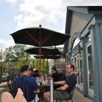 BOB - Egg Harbor Patio