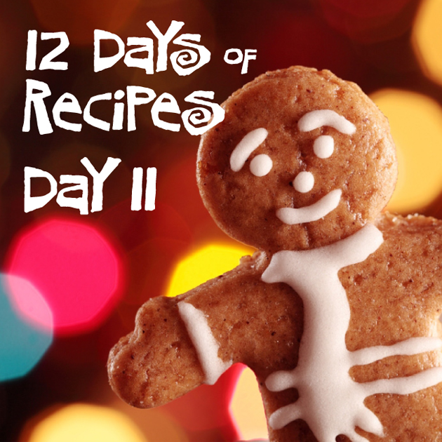 12 Days of Recipes - Day 11