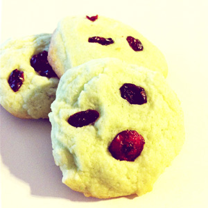 Post 300 - Pistachio Pudding Cookies