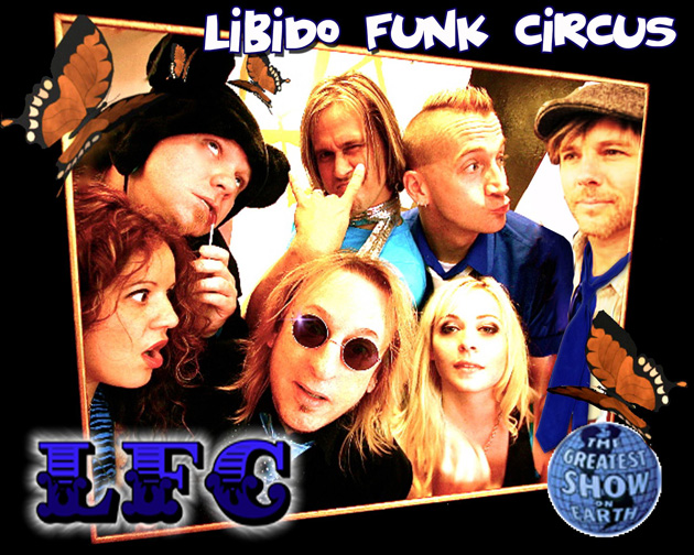 Post - Libido Funk Circus Band Photo