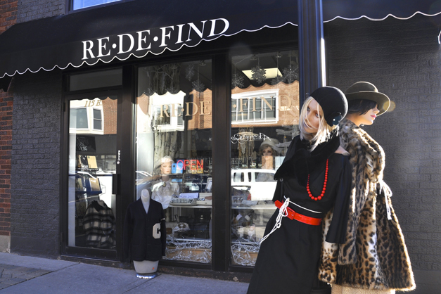 Re.De.Find at 115 East Station Street in Barrington, IL