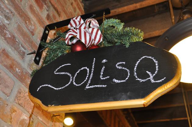 Post - Solisq Sign