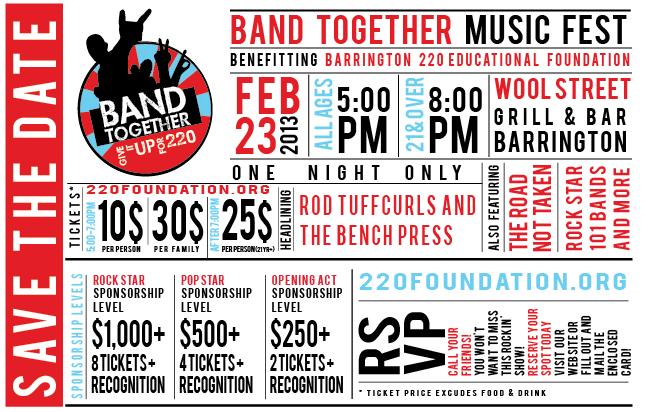 Band Together Music Fest