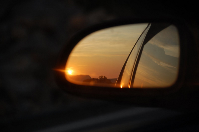 Post - 660 - Rearview
