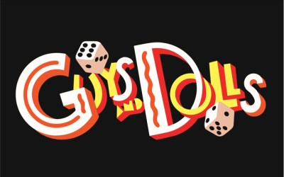 30.  Guys and Dolls at Barrington High School
