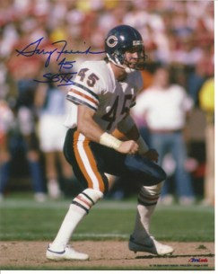 Post 300 - Gary Fencik Autograph