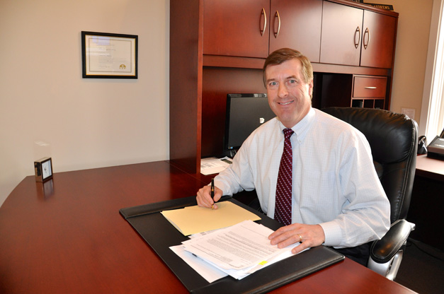 David Andrews - Principal and Consultant with Barrington Wealth Management