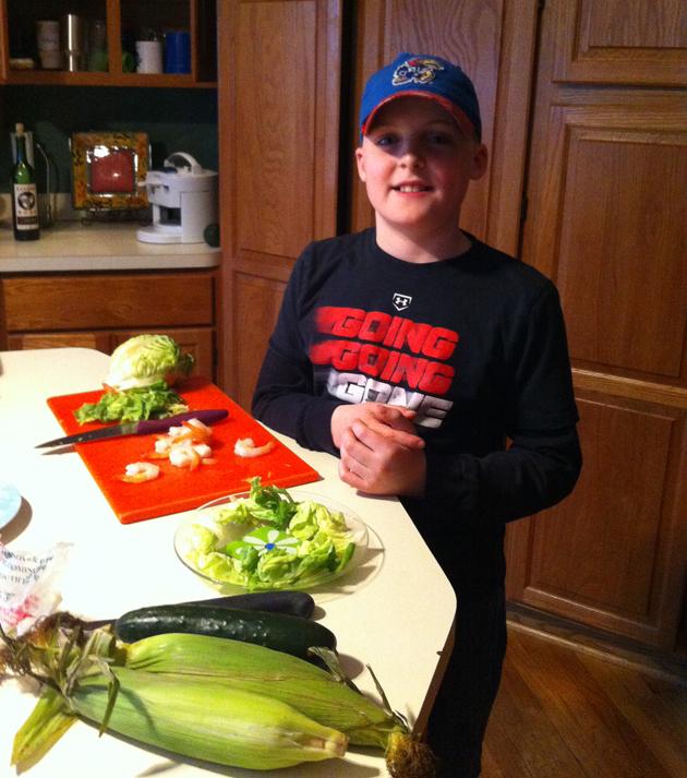 Future Chef, Brian Donlea