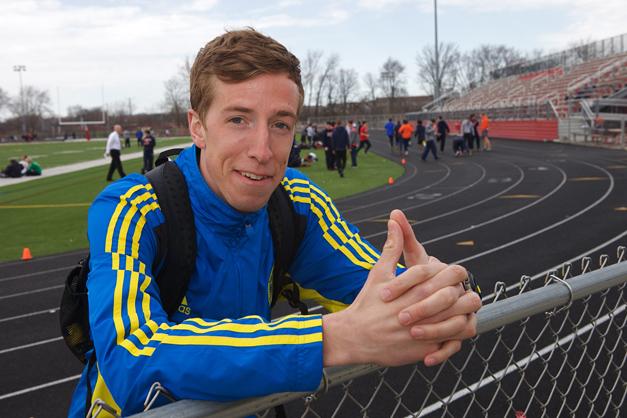 Barrington High School & Boston Marathon Runner, Tom Root