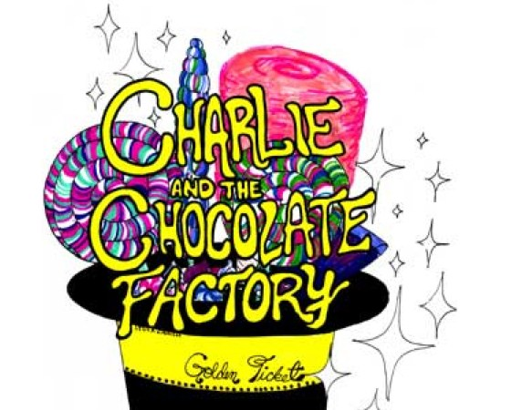 79. Get a Golden Ticket to Charlie and the Chocolate Factory