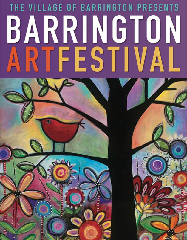 Barrington Art Festival, 2013