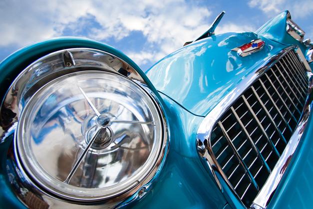 Arboretum South Barrington Car Show