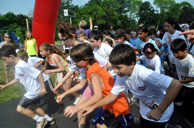DASH to Cure Diabetes Junior Dashes - Photo Provided
