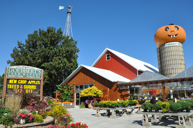 Goebbert's Farm Market in South Barrington