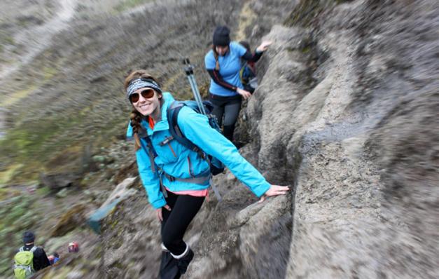 Noreen Morgan Climbs Mt. Kilimanjaro - Photo Provided