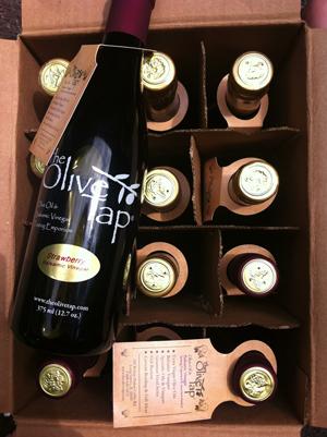 Post 300 - Olive Tap Bottles