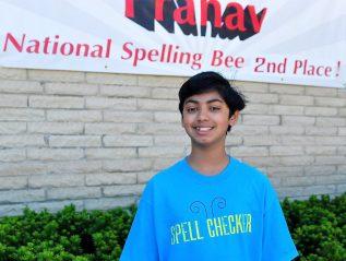 Welcome Home Pranav - Courtesy of Barrington 220