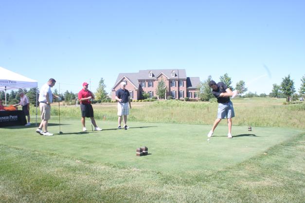 2012 Barrington Golf Classic - Courtesy of the Barrington Area Chamber of Commerce