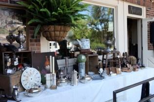 Barrington Sidewalk Days Sales - Photographed by Julie Linnekin
