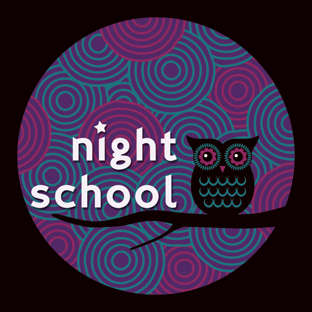 The Barrington Area Library offers an interactive program series for adults called Night School.