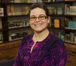 Post 264 - Barrington Area Librarian Lizzy Klinnert